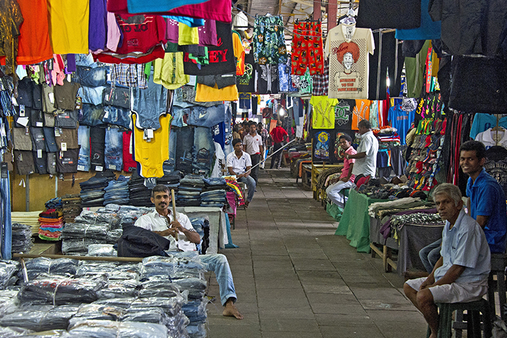 Shopping Tour in Colombo